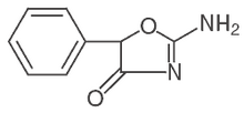 Pemoline chemical structure