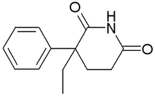 Glutethimide chemical structure