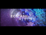 The title screen to Peter Jennings - Ecstasy Rising