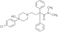 Loperamide chemical structure