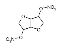 Isosorbide dinitrate chemical structure